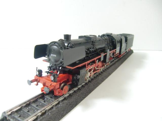 HOゲージ 西ドイツ国鉄 52形蒸気...